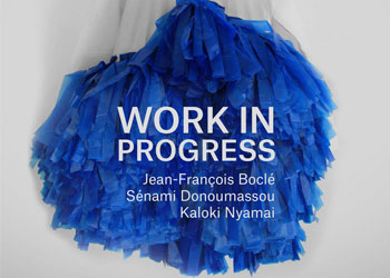 KALOKI NYAMAI, exposition Work In Progress, Le Centre, SEPTIEME Gallery, Paris 2019