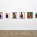 GREGORY OLYMPIO, Portrait and Place, blank projects